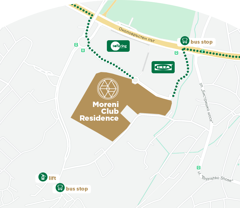 Moreni Club Map