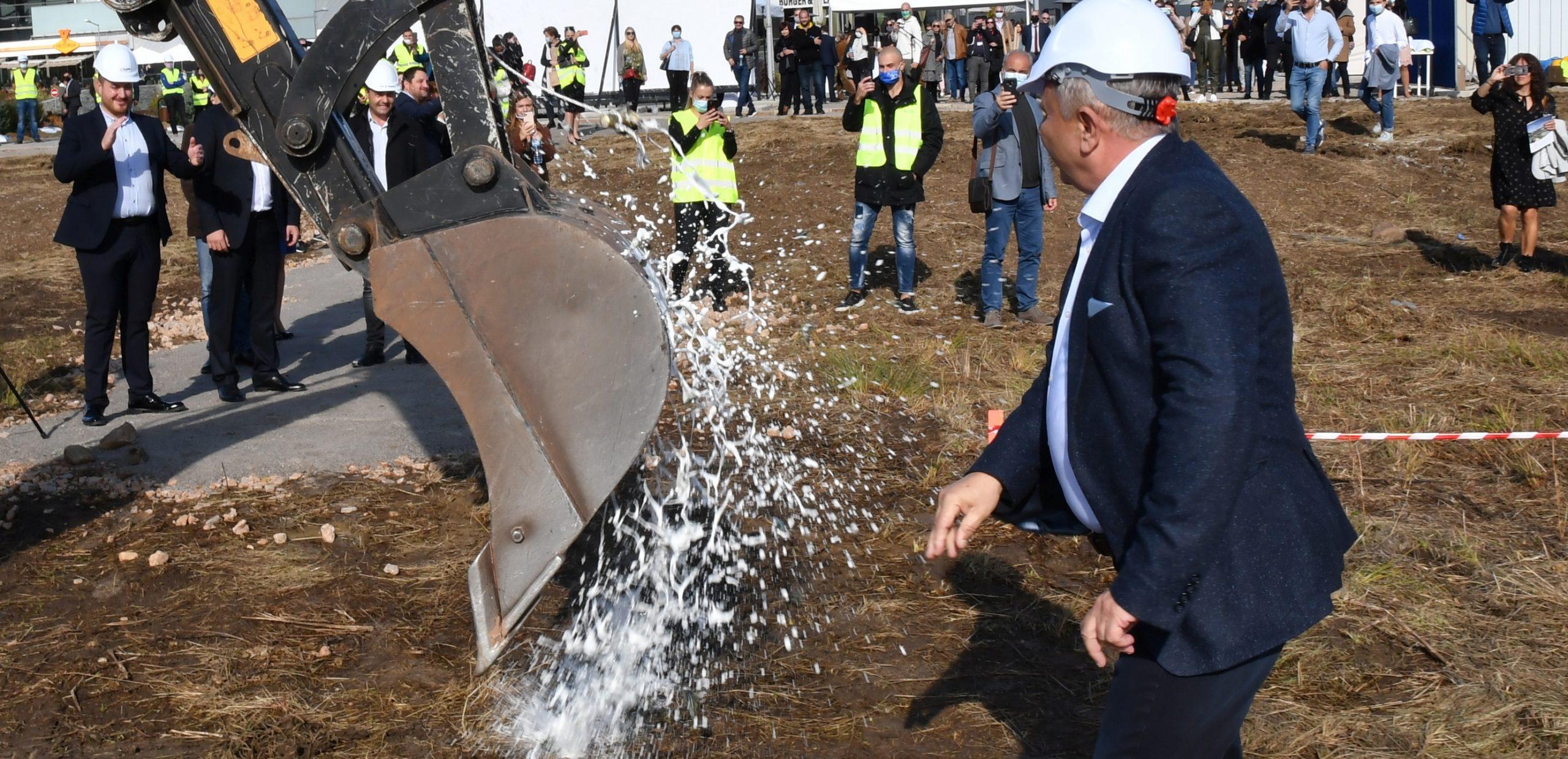 """(Бг) Започна строителството на най-зеления жилищен проект на столицата """"Морени клуб резиденс"""""""